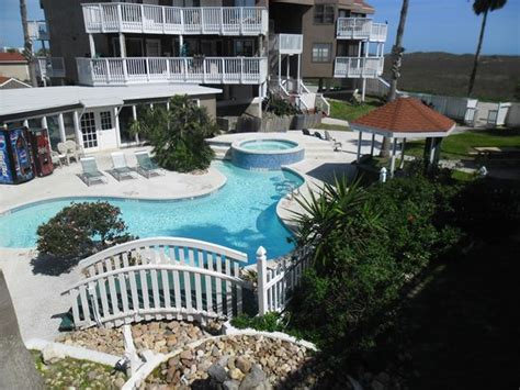 mustang island beach club port aransas texas