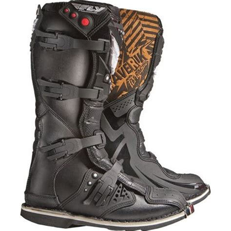 discount motocross boots 119 95 fly racing maverik mx boots 87654