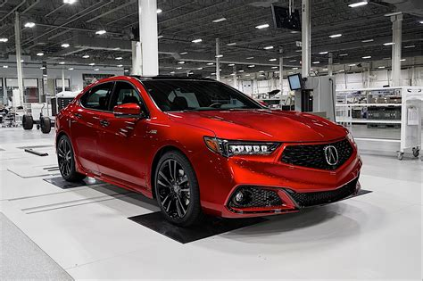 2020 Acura Tlx For Sale by 2020 Acura Tlx Pmc Edition Ready For New York Debut