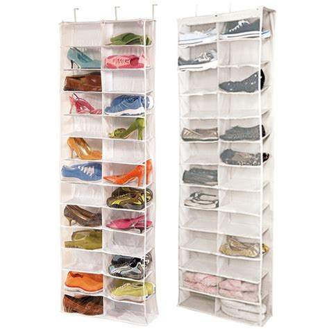 shoe storage door hanger 1pc 26pairs the door hanging shoes organizer shoe