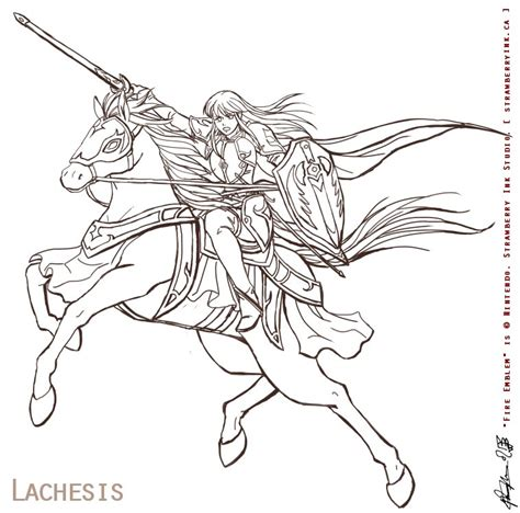nothing in particular a coloring journal books emblem lachesis bw by meibatsu on deviantart