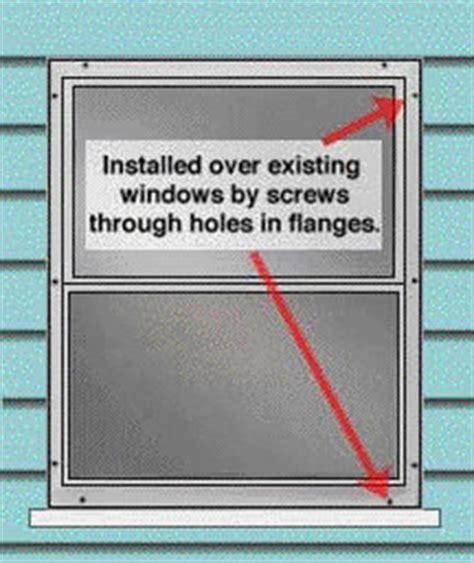 Trimline Awning Storm Windows