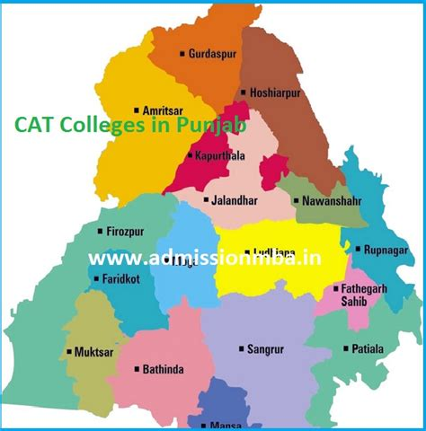 Mba Colleges In Punjab by Mba Colleges Accepting Cat Score In Punjab Cat College Punjab