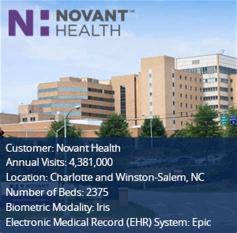 Novant Health Detox by Healthcare Record De Duplication