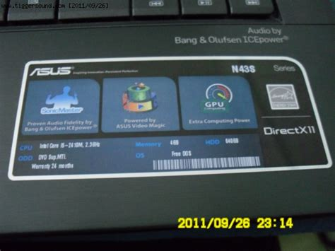 Laptop Asus N43s I7 asus n43s i7 gaming laptop clickbd