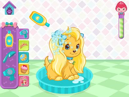 puppy palace ta strawberry shortcake puppy android appar p 229 play