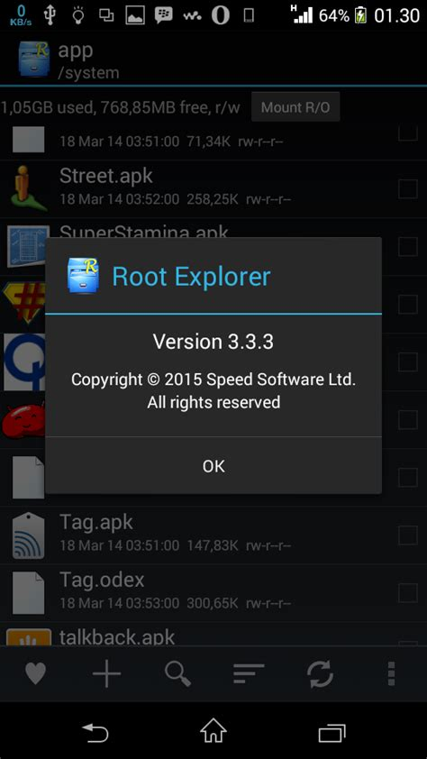 root file explorer apk root explorer v3 3 3 apk best file manager setting computers