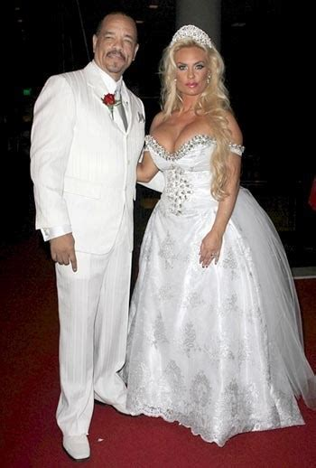 PHOTOS: Ice T & Coco Renew Their Wedding Vows   Radar Online