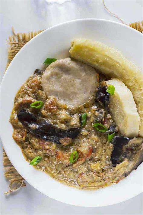 printable jamaican recipes jamaican vegan rundown recipe healthier steps
