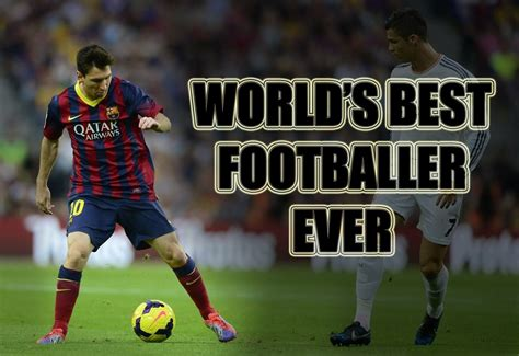 who is best player in the world lionel messi the world s best footballer