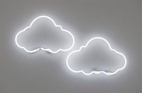 neon light wall art home accessory light sign cloud light neon light home