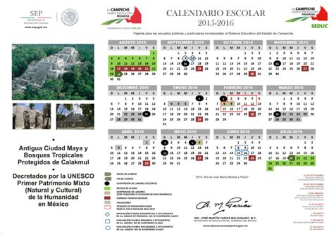 sep publica calendario escolar 2015 2016 del sistema da a conocer seduc calendario escolar 2015 2016