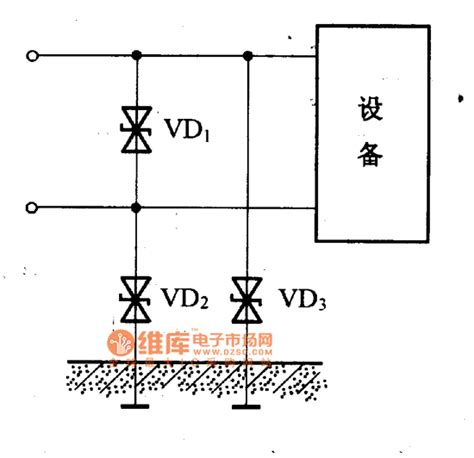 what does a suppression diode do transient voltage suppression diode circuit