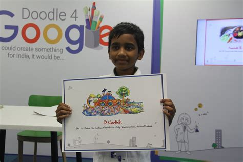 doodle 4 contest winners 2013 official india 9 year doodles his