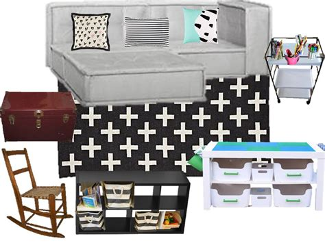 thrifty home decorating blogs thrifty decor a playroom best decor