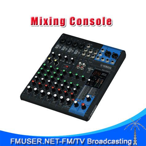 Mixer Yamaha China compare prices on radio station console shopping