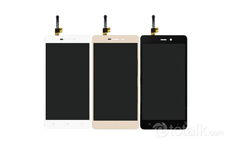 Lcd Redmi 3 Gold xiaomi redmi 3 touch screen and display digiterzer lcd
