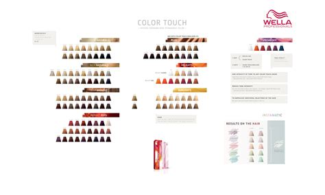 wella colors wella professionals color touch color chart wella