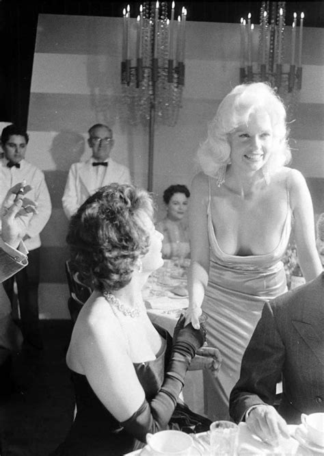 sophia loren jayne mansfield 82 best with other famous stars images on pinterest