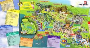 legoland florida 2011 park map