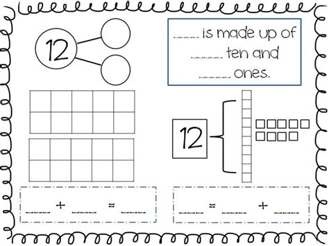 Decomposing Numbers Kindergarten Worksheets by 17 Best Ideas About Decomposing Numbers On