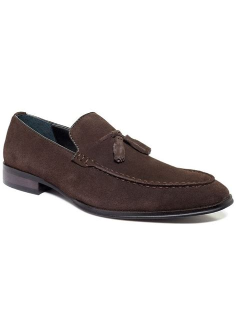 alfani s shoes loafers alfani alfani s shoes bedford suede slip on tassel