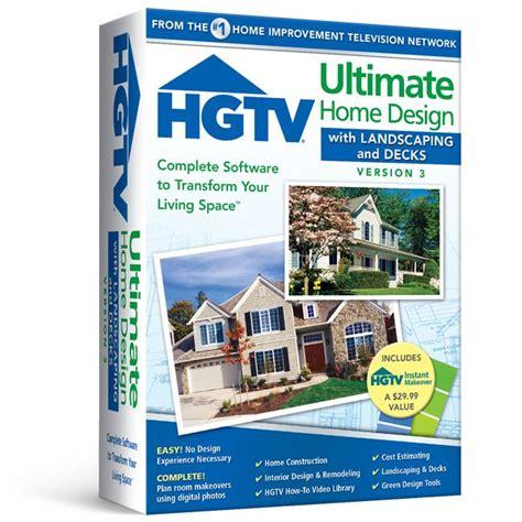 hgtv ultimate home design free download hgtv 174 ultimate home design with landscaping decks 3