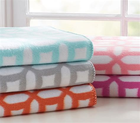 fuzzy bed sheets fuzzy peyton baby blanket pottery barn kids