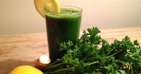 Parsley Detox Kidneys by Parsley Juice For Kidney Detox With Best Juice Combos