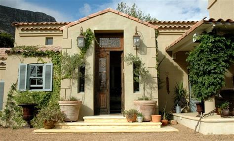 french mediterranean homes roses and rust hout bay home