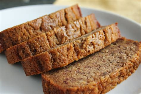banana bead delicious as it looks lower fructose banana bread
