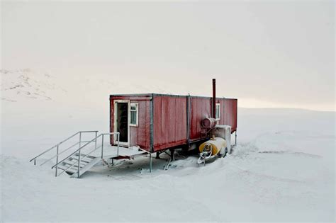Cargo Container Cabin by Shipping Container Homes Bryce Johnson Iceland
