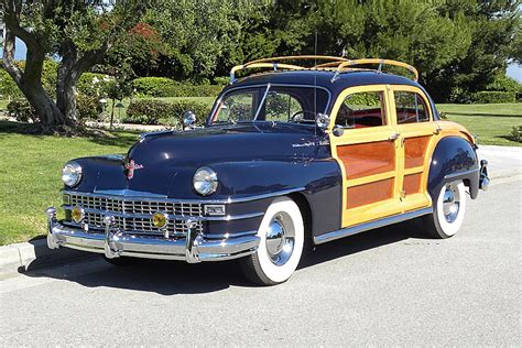 1947 Chrysler Town And Country by 1947 Chrysler Town And Country Sedan Fly N Wheels Photo