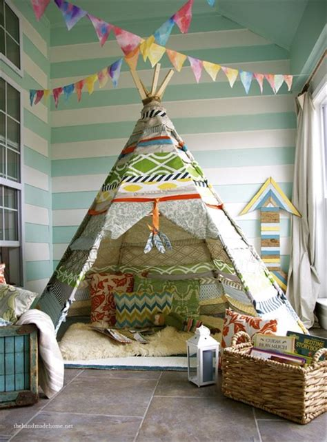 kids bedroom teepee awesome kids bedrooms teepee dump a day
