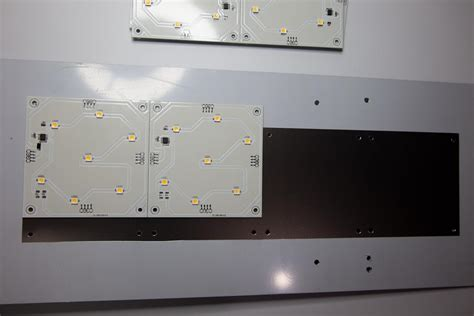 Flurbeleuchtung Led by Flurbeleuchtung Mit Led Modul Panels