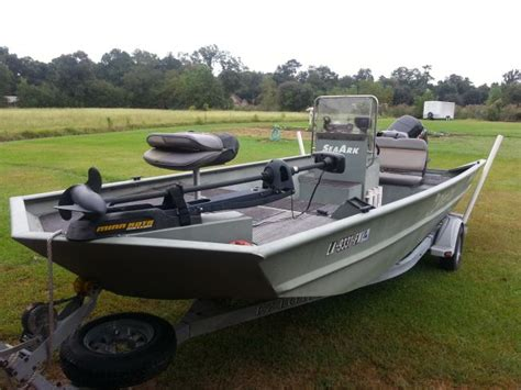 bass hunter boats for sale in nc 2007 seaark 20x72 flat jon boat for sale in baton rouge