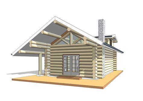 live roof rvt revit log house rvt