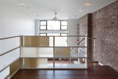 partition house pretty room divider screens in staircase modern with loft
