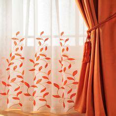 kitchen valance for orange walls burnt orange kitchen curtains home curtains voiles