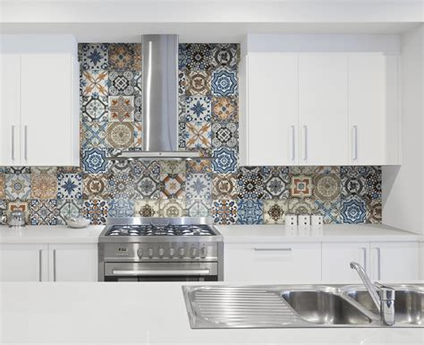 Kitchen Backsplash Stone Tiles marrakesh color mix matte sale tile and stone source