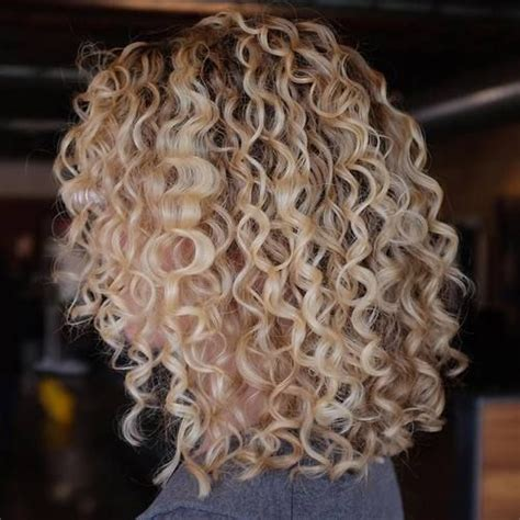 perm hairstyles for square face the 25 best permed medium hair ideas on pinterest