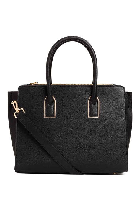 Hm Bag Original h m bag in black lyst