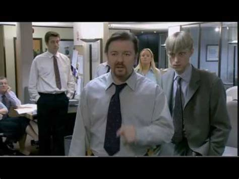 The Office Uk Vs Us by The Office Uk Motivation S02e04 Clip