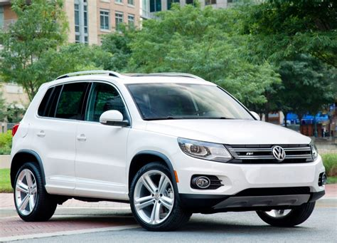 2014 volkswagen tiguan se with appearance package volkswagen tiguan has crossover versatility but with a