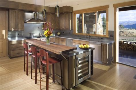 kitchen bar top ideas breakfast bar countertops ideas studio design gallery best design