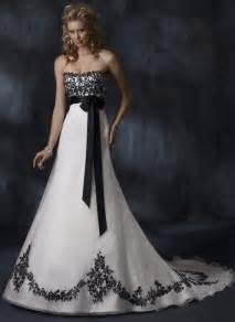 Red Black And White Wedding She Fashion Club Black White And Red Wedding Dresses