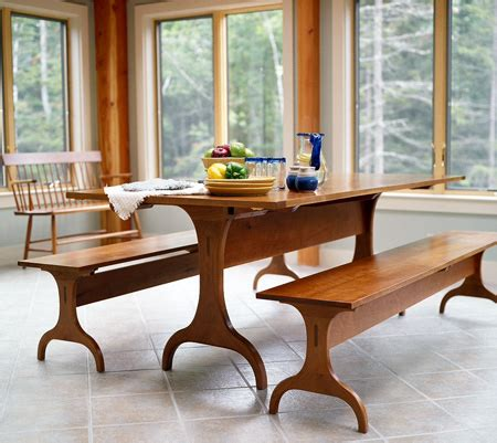 Shaker Dining Table And Chairs Shaker Furniture Apartments I Like