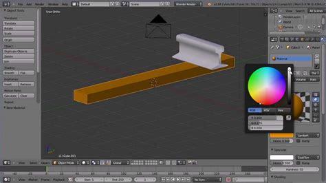 tutorial blender tracking blender tutorial making a railway track for train