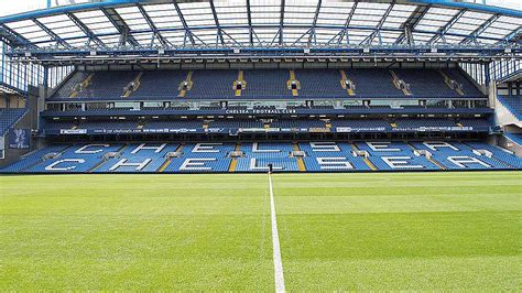 chelsea stadium tour chelsea football club stadium tour and museum places to