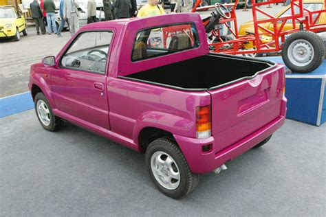 Smallest Size Truck by Would You Buy A Real Compact Truck